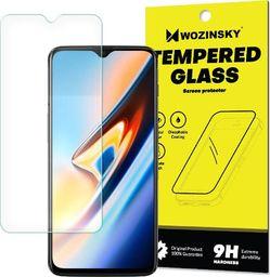 Wozinsky Tempered Glass szkło hartowane 9H OnePlus 6T (opakowanie – koperta)