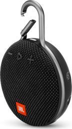Głośnik JBL Clip 3 (JBLCLIP3BLK)