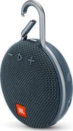 Głośnik JBL Clip 3 (JBLCLIP3BLU)