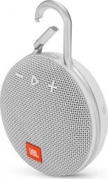 Głośnik JBL Clip 3 (JBLCLIP3WHT)