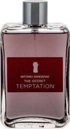 Antonio Banderas The Secret Temptation EDT spray 200ml
