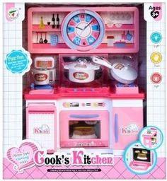 Mega Creative Meble dla lalek aneks kuchenny