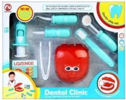 Mega Creative Zestaw dentysty
