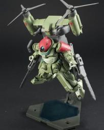 Figurka 1/144 ACT Gundam Act Tiltrotor Pack