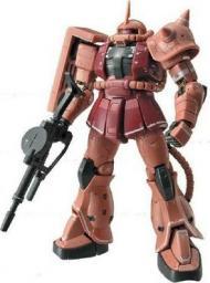 Figurka 1/144 RG Gundam MS-06S Zaku II