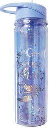 Incood Butelka izolowana Syrena niebieski 550ml