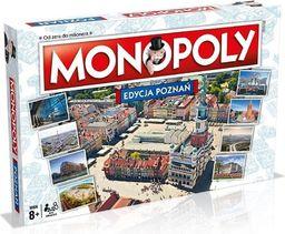 Hasbro Gra Monopoly Poznań
