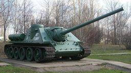 Zvezda Model plastikowy SU-100 Radziecki niszczyciel czołgów WWII