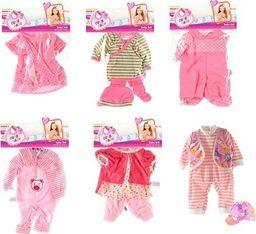 ToiToys Ubranko Cute Baby dla lalki 20-30 cm, rózne rodz.