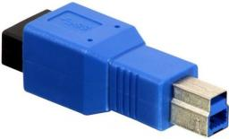 Lindy Adapter USB 3.0 gn. A - wtyk B (71274)