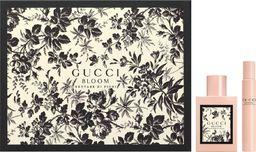 Gucci Zestaw Bloom Nettare Di Fiori dla kobiet: EDP 50 ml + perfumy kulkowe 7.4 ml