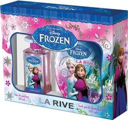 La Rive Dla dzieci Frozen: EDP 50 ml + żel pod prysznic 250 ml