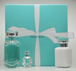 Tiffany & Co Zestaw  EDP 75ml + EDP 5ml + 100ml balsam