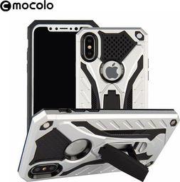 Mocolo ONYX DEFENCE CASE SAMSUNG GALAXY S9 SREBRNE