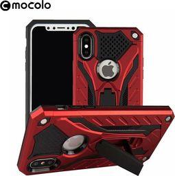 Mocolo ONYX DEFENCE CASE SAMSUNG GALAXY S9 PLUS CZERWONE