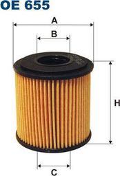 Filtron FILTR OLEJU SMART 600 M160 /1601800310/