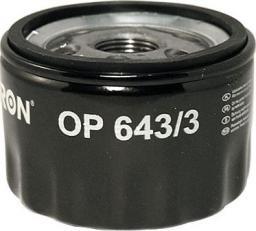 Filtron Filtr Oleju OPEL/RENAULT/SUZUKI (OP643/3)