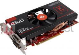 Karta graficzna Club 3D Club3D HD7870 Royal King 2GB GDDR5 1050/4800 (2xmDP HDMI 2xDVI) (CGAX-7876O)