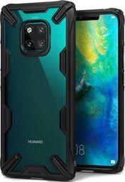 Ringke Etui Ringke Fusion X Huawei Mate 20 Pro Black uniwersalny