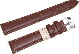 Morellato Skórzany pasek do zegarka 18 mm Morellato A01X5106C47032CR18 Agrifoglio uniwersalny