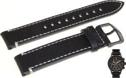 Timex Pasek do zegarka Timex TW4B09100 PW4B09100 20 mm Skóra uniwersalny