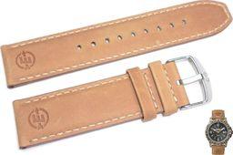 Timex Pasek do zegarka Timex T49991 P49991 22 mm Skóra uniwersalny