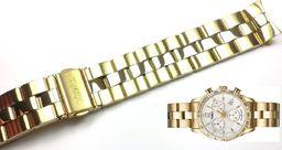 Timex Bransoleta do zegarka Timex T2P058 P2P058 18 mm Stal uniwersalny