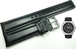 Timex Pasek do zegarka Timex T2E561 P2E561 20 mm Skóra uniwersalny