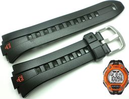 Timex Pasek do zegarka Timex T5K529 P5K529 18 mm Tworzywo uniwersalny