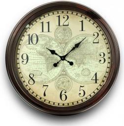Zegar Motyw Retro 70 CM uniwersalny (13828)