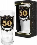 BGtech Szklanka do piwa PIĘĆDZIESIĄTKA 500 ml uniwersalny