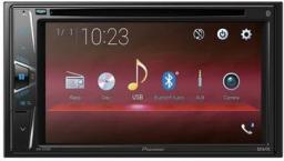 Radio samochodowe Pioneer DVD AVH-G210BT