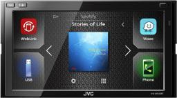 Radio samochodowe JVC KW-M540BT-JVC