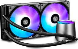 Chłodzenie wodne Deepcool LC Castle 280RGB (DP-GS-H12L-CSL280RGB)