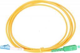 ExtraLink Patchcord światłowodowy LC/UPC - SC/APC, 2m