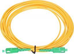 ExtraLink Patchcord światłowodowy  SC/APC - SC/APC, 5m