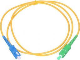 ExtraLink  Patchcord światłowodowy  SC/UPC - SC/APC, 15m