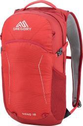 Gregory Plecak trekkingowy Nano 18 L fiery red
