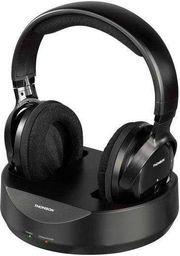 Słuchawki Thomson WHP 3001, Czarne