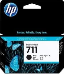 HP tusz CZ133A nr 711 (black)