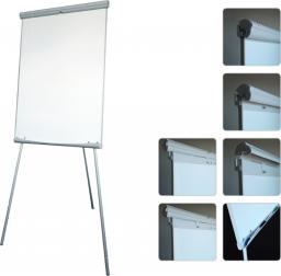 Flipchart 2x3 Flipchart ECO magnetyczny-suchościeralny (TF01 Popiel)