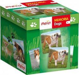 Lisciani Ludattica Memoria Fauna Dog