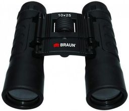 Lornetka Braun 10x25 czarna
