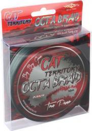 Mikado Plecionka Cat Territory Octa Braid 1.2mm 30m Zielona (Z41G-120)