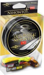 Mikado Plecionka Nihonto Octa Braid 0.16mm 150m Czarna (Z24B-016)