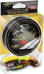 Mikado Plecionka Nihonto Fine Braid 0.35mm 150m Czarna (Z19B-035)