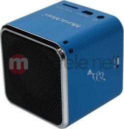 MusicMan MINI Soundstation niebieski