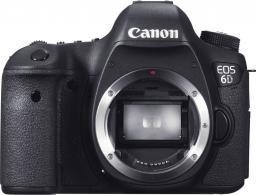 Lustrzanka Canon EOS 6D