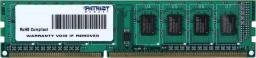 Pamięć Patriot Signature, DDR3, 4 GB,1600MHz, CL11 (PSD34G160081)