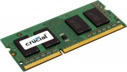 Pamięć do laptopa Crucial DDR3L SODIMM 8GB 1600MHz CL11 (CT102464BF160B)